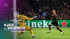 Full Highlight - Ajax vs Valencia I UEFA Champions League 2019/2020