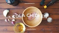 Resep Cemilan Lebaran : Cola Chicken