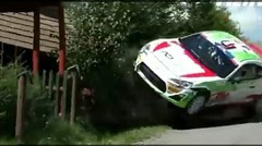 Rally Crash Sportrace