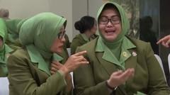 Serah Terima Jabatan Wakil Ketua Persit KCK PG Kostrad.