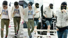 Best of G-Dragon Airport Fashion