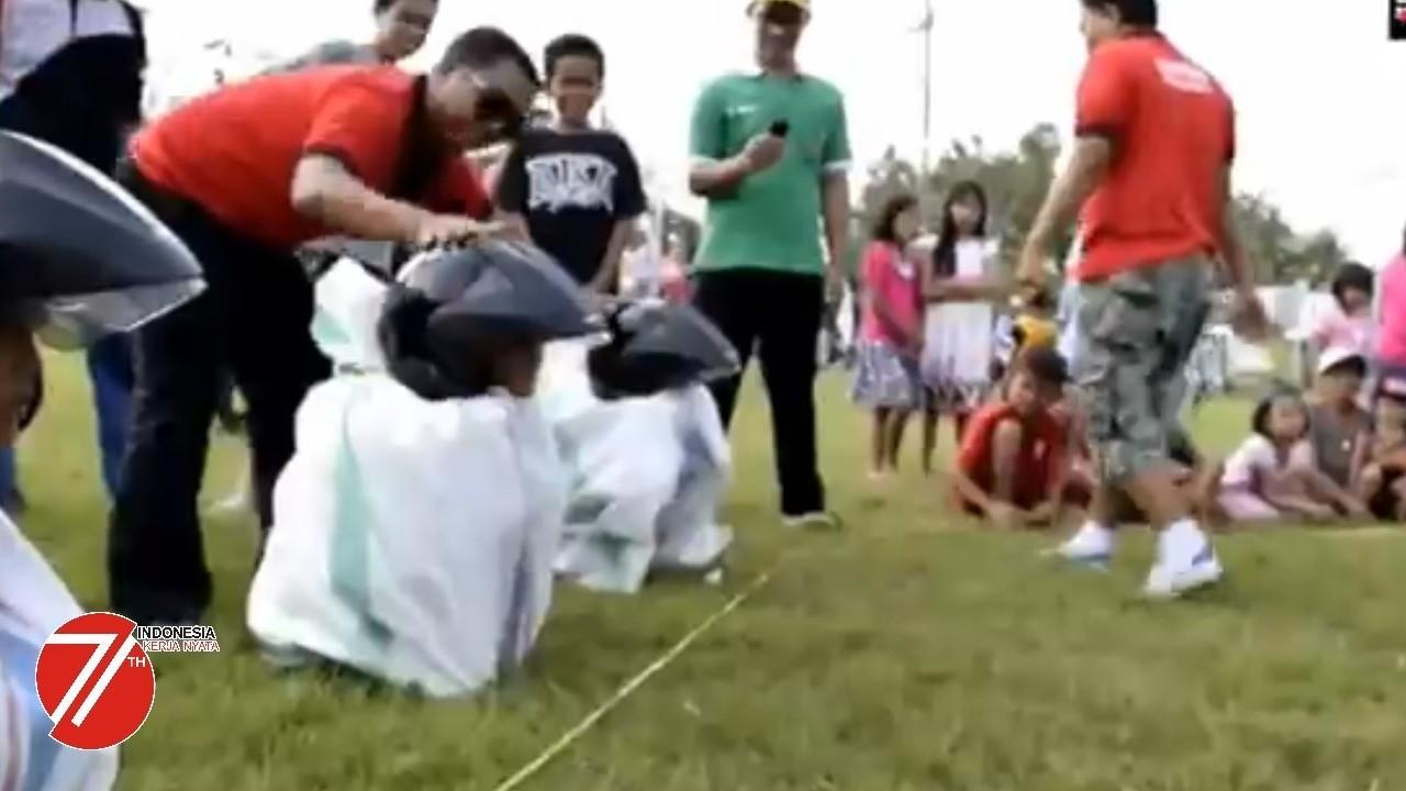 10 Video Lucu Lomba 17 Agustus