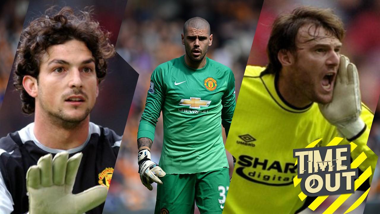 3 Kiper Hebat Yang Gagal Bersinar Di Manchester United