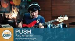 "EPS 98 - ""PUSH"" (Ronald Steven) by Rico Ariyanto"
