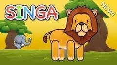 Lagu Anak Indonesia - Singa