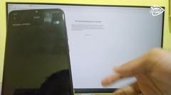 Cara Tampilkan Layar HP Redmi XIAOMI ke Layar LAPTOP Tanpa Kabel 2020 - SCREEN MIRRORING