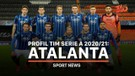 Profil Tim Serie A 2020/21: Atalanta