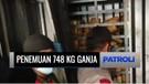 Gila! Polisi Temukan 748 Kg Ganja yang Diselundupkan di Dinding Truk
