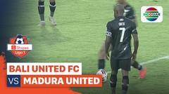 Mini Match - Bali United 3 vs 1 Madura United | Shopee Liga 1