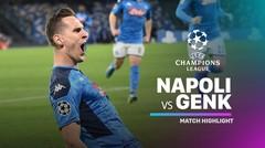 Full Highlight - Napoli vs Genk I UEFA Champions League 2019/2020
