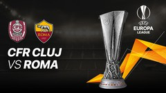 Full Match - CFR Cluj vs AS Roma I UEFA Europa League 2020/2021