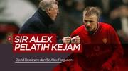 Legenda Manchester United, David Beckham Ungkap Rahasia Sukses Sir Alex Ferguson