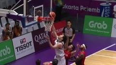 Full Highlight Bola Basket Putra Jepang Vs Indonesia 84 - 66 | Asian Games 2018