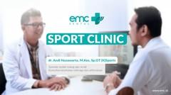 Sport Clinic - RS EMC Sentul