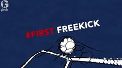 Piala Dunia | Gol Free kick Perdana di Piala Dunia 2018 | Rusia vs Arab Saudi