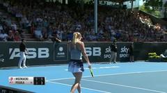 Match Highlight | Jessica Pegula 2 vs 1 Caroline Wozniacki | WTA Auckland International 2020