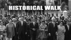Historical Walk Memperingati 60 Thn KAA