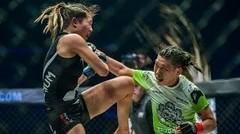 Xiong Jing Nan vs. Angela Lee | ONE Championship Classics