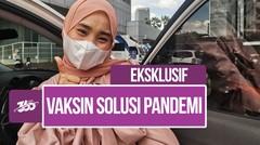 Fatin Shidqia Berharap Vaksin Dapat Akhiri Pandemi Covid-19