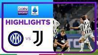 Match Highlights | Inter Milan 1 vs 1 Juventus | Serie A 2021/2022