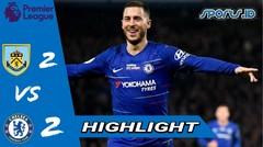 chelsea vs burnley 2-2 | Highlight & goals (23/04/2019)