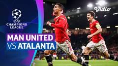 Mini Match - Man United vs Atalanta   UEFA Champions League 2021/2022