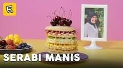 Resep Serabi Manis
