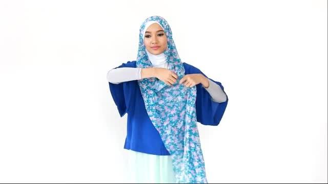 Streaming Tutorial Hijab Sederhana Dan Praktis Vidio Com