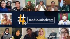 UCAPAN SELAMAT HUT 4 TAHUN MEDIASULSEL.COM