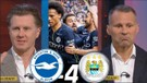 All reactions to Manchester City winning the Premier League title! Brighton 1-4 Man City