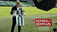Termasuk Arjen Robben, Berikut 5 Pemain yang Kembali Bermain Setelah Pensiun