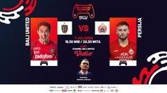 Bali United VS Persija Jakarta | Bali Virtual Island Cup 2020 (Episode 3)
