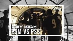 [Story Of Awaydays] Awaydays To Makassar   Shopee Liga 1 2020