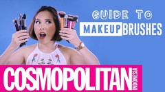 A Guide to 19 Makeup Brushes | Cosmopolitan Indonesia