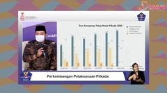 VIDEO: Perkembangan Kampanye Pilkada di Masa Pandemi Covid-19