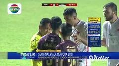 Laga PSM Makassar vs Persija Jakarta Sama-Sama Kuat di Semifinal Piala Menpora 2021