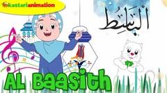 AL BAASITH |  Lagu Asmaul Husna Seri 3 Bersama Diva | Kastari Animation