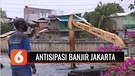 Pemprov DKI Jakarta Lakukan Normalisasi Sungai Demi Antisipasi Banjir | Liputan 6