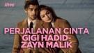 Perjalanan Cinta Gigi Hadid dan Zayn Malik dari Putus Hingga Punya Anak