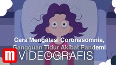 Cara Mengatasi Coronasomnia, Gangguan Tidur Akibat Pandemi Covid-19