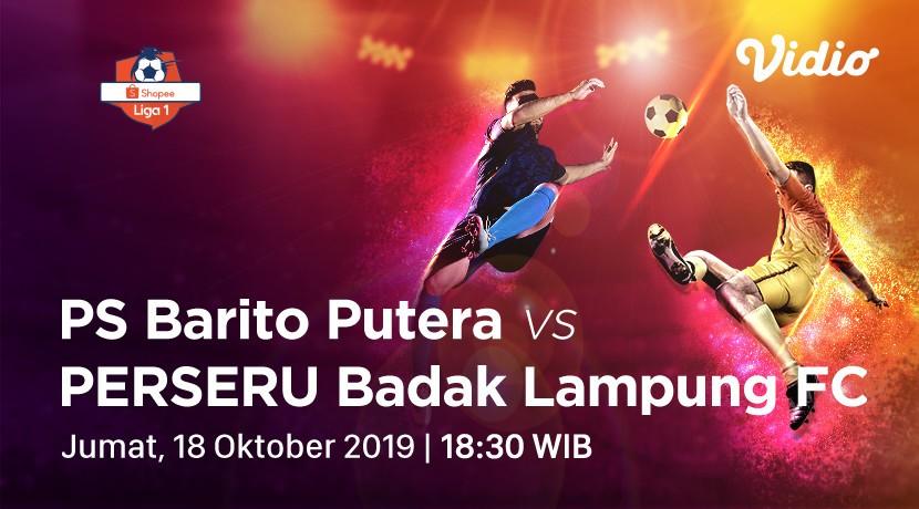 Live Streaming - Bhayangkara FC VS PSIS Semarang - Shopee