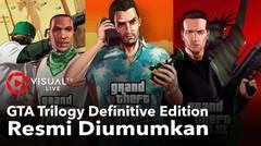 GTA Trilogy Definitive Edition Resmi Diumumkan