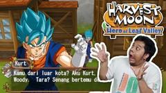 Harvest Moon PSP Indonesia (MOD) - ADA VEGETTO, LHOH!!! XD