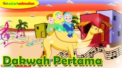 DAKWAH PERTAMA | Lagu Kisah Nabi bersama Diva | Kastari Animation