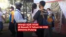 Warga Ajak Anak di Bawah 9 Tahun ke CFD Diminta Pulang