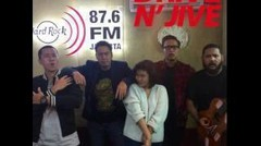 #DnJkustik: Nyanyi Bebas bersama Pandji dan Gamila Arief
