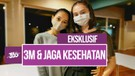 Eksklusif! Nadira Sungkar dan Laura Jackson, Konsumsi Makanan Sehat