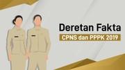 Deretan Fakta CPNS dan PPPK