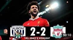 Liverpool West vs Bromwich Albion    2 - 2