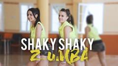 Zumba FItness - DADDY YANKE SHAKY SHAKY - Zumba Dance Aerobic Workout - Olahraga Menari Untuk Turunkan Berat Badan